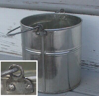 Civil War Reproductions By Otter Creek Tinware